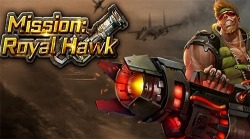 Mission: Royal Hawk Android Mobile Phone Game