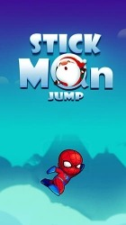 Stick Man Jump Android Mobile Phone Game