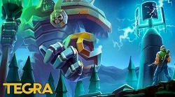 Tegra: Crafting And Building Android Mobile Phone Game