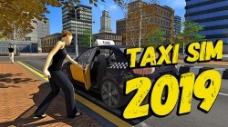 Taxi Sim 2019 Android Mobile Phone Game