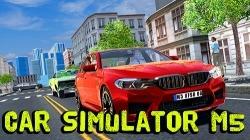 Car Simulator M5 Android Mobile Phone Game