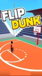 Flip Dunk Android Mobile Phone Game