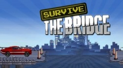 Survive The Bridge Android Mobile Phone Game