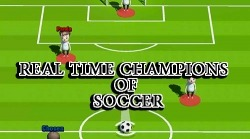 Real Time Champions Of Soccer Android Mobile Phone Game