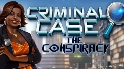 Criminal Case: The Conspiracy Android Mobile Phone Game