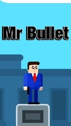 Mr Bullet: Spy Puzzles Android Mobile Phone Game