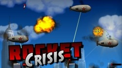 Rocket Crisis: Missile Defense Android Mobile Phone Game