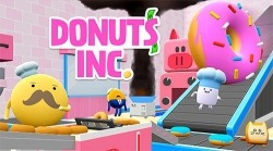 Donuts Inc. Android Mobile Phone Game