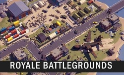 Royale Battlegrounds Android Mobile Phone Game