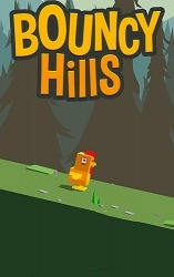 Bouncy Hills Android Mobile Phone Game
