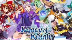 Legacy Of Knight Android Mobile Phone Game