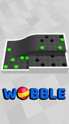 Wobble 3D Android Mobile Phone Game