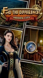 Hidden Objects: Find The Differences Android Mobile Phone Game