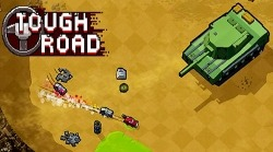 Tough Road Android Mobile Phone Game