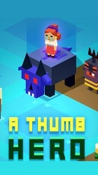 A Thumb Hero Android Mobile Phone Game