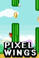 Pixel Wings Android Mobile Phone Game