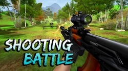 Shooting Battle Android Mobile Phone Game