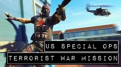 US Special Ops: Terrorist War Mission Android Mobile Phone Game