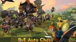 Auto Chess War Android Mobile Phone Game
