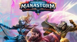 Manastorm: Arena Of Legends Android Mobile Phone Game