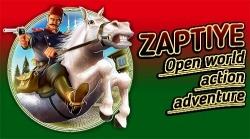 Zaptiye: Open World Action Adventure Android Mobile Phone Game