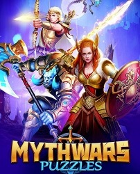 Myth Wars And Puzzles: RPG Match 3 Android Mobile Phone Game