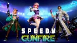 Speedy Gunfire: Striking Shot Android Mobile Phone Game