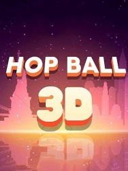 Hop Ball 3D Android Mobile Phone Game