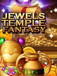 Jewels Temple Fantasy Android Mobile Phone Game
