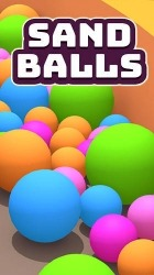 Sand Balls Android Mobile Phone Game