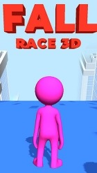 Fall Race 3D Android Mobile Phone Game