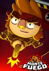 Monte Fuego Android Mobile Phone Game