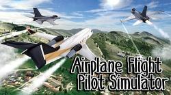 Airplane Flight Pilot Simulator Android Mobile Phone Game