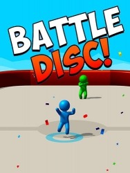 Battle Disc Android Mobile Phone Game