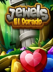 Jewels El Dorado Android Mobile Phone Game