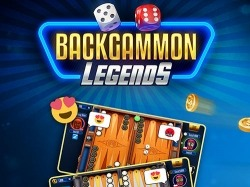 Backgammon Legends Android Mobile Phone Game