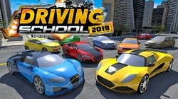 Driving School 19 Android Mobile Phone Game