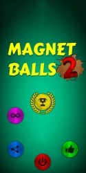 Magnet Balls 2: Physics Puzzle Android Mobile Phone Game