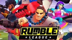Rumble League Android Mobile Phone Game