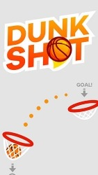Dunk Shot Android Mobile Phone Game