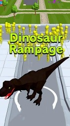 Dinosaur Rampage Android Mobile Phone Game