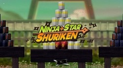 Ninja Star Shuriken Android Mobile Phone Game