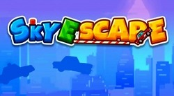 Sky Escape: Car Chase Android Mobile Phone Game