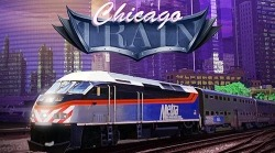 Chicago Train: Idle Transport Tycoon Android Mobile Phone Game