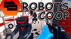 Robots Coop Android Mobile Phone Game