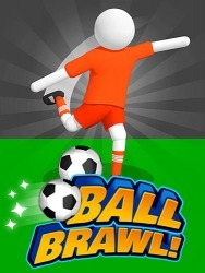 Ball Brawl 3D Android Mobile Phone Game