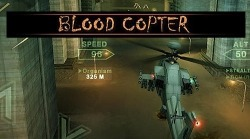Blood Copter Android Mobile Phone Game