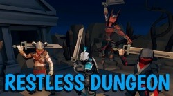 Restless Dungeon Android Mobile Phone Game
