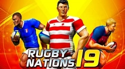 Rugby Nations 19 Android Mobile Phone Game