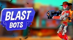 Blast Bots Android Mobile Phone Game